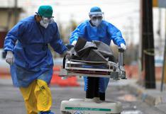 México registra 498 decesos y 3.708 contagios por coronavirus en un día