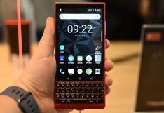 Vuelve BlackBerry: en 2021 presentará un smartphone con teclado y 5G