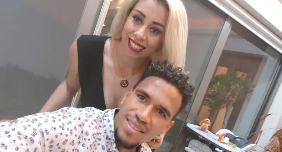 Pedro Gallese y Claudia Díaz  (Foto: Instagram)