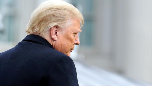 Donald Trump. (REUTERS/Cheriss May)