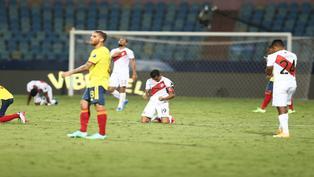 Selección de fútbol de Perú: Ricardo Gareca rompió récord negativo ante Colombia