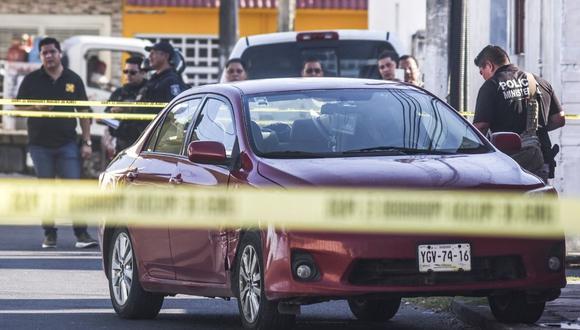 Personal del Servicio Médico Forense (Semefo) acudió a la zona y exhumó un total de once cadáveres, cuyas identidades y sexo no han podido determinarse a simple vista. (Imagen referencial / AFP)