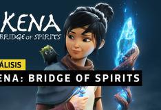 Kena: Bridge of Spirits - Análisis   Un juego de aventuras que desborda magia