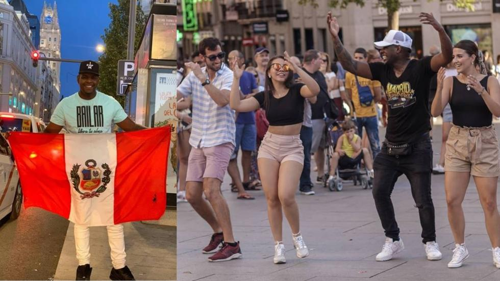 """Juan Diego """"Timbera"""": la historia del peruano que ha puesto a bailar a Madrid. (Foto: Facebook / Madrid Timbera)"""