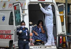 Mueren 13 pacientes de coronavirus en el incendio de un hospital en la India