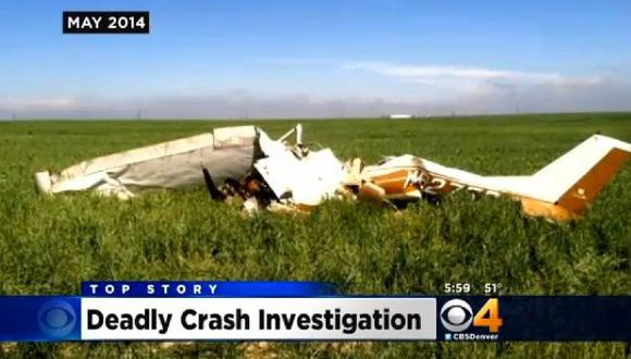Selfie habría causado un accidente aéreo