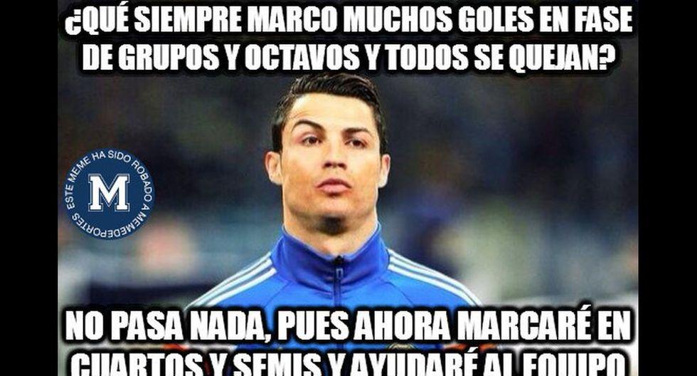 Real Madrid-Atlético de Madrid: así se comenta derbi con memes - 18