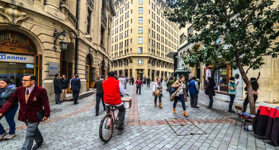 Caminar por Santiago de Chile es una linda experiencia.