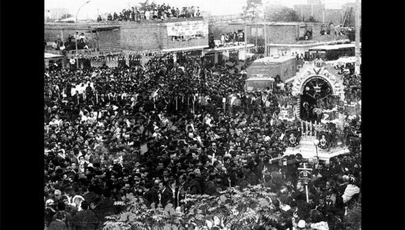 Así Ocurrió: En 1996 el Cristo Morado llega a Villa El Salvador