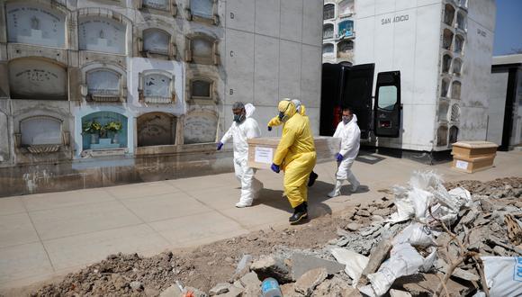 La cantidad de fallecidos aumentó este domingo 27 de septiembre, informó el Minsa (Foto: Reuters / Referencial)