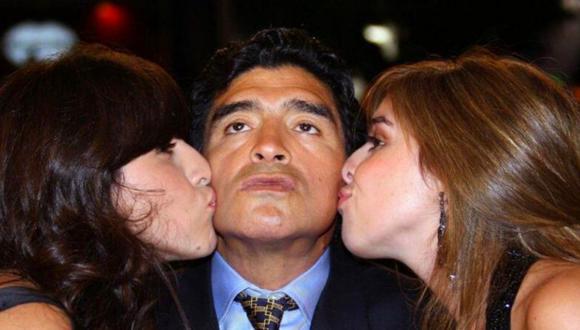 Diego Maradona: Cirujano y exabogado arremeten contra las hijas del 'Pelusa'. (Foto: AP)