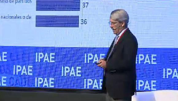 Ipsos: solo 52% de ejecutivos cree que Perú está progresando