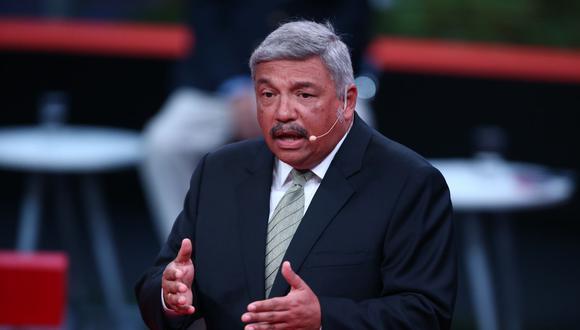 Alberto Beingolea es el candidato presidencial del PPC para las elecciones generales del 2021. (Foto: Andina)