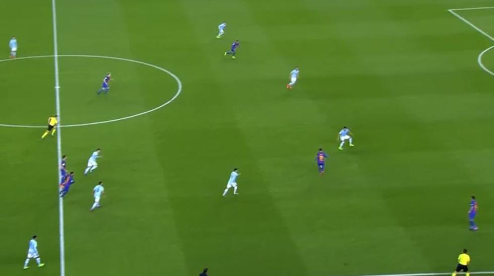 CUADROxCUADRO de la última 'pinturita' de Neymar con Barcelona - 7