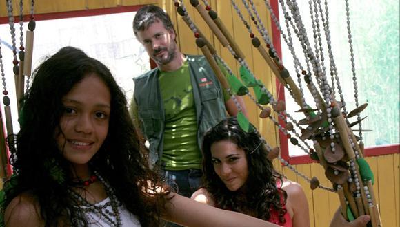 """""""Yuru, la princesa amazónica"""" se grabó a fines de 2006, pero se estrenó en enero del siguiente año. (Foto: El Comercio / Fernando Fujimoto)"""