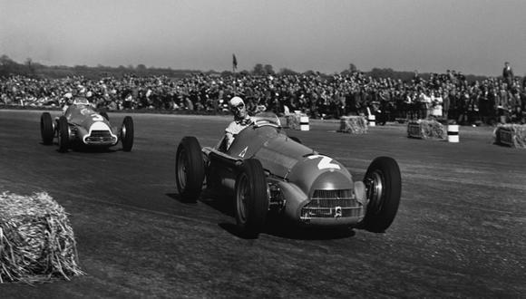 La primera carrera de la Fórmula 1 se disputó en 1950 en el circuito de Silverstone. (Foto: Formula1.com)