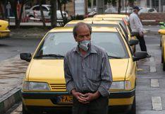 Así es la catástrofe que viven los taxistas de Teherán por el coronavirus | FOTOS