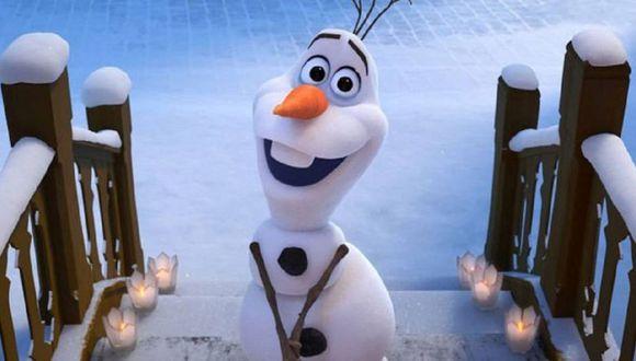 Olaf se ha convertido en uno de los personajes más populares de grandes y chicos, por esta razón es que su estatura ha causado gran polémica  (Foto: Disney)