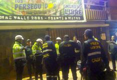 Callao: policía y municipio intervienen discoteca Yacumana de Av. Tomás Valle