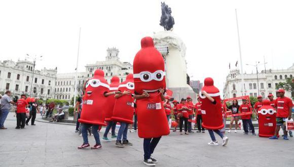 Repartirán 70 mil preservativos este sábado por Día del Condón
