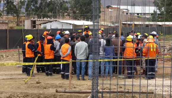 Construcción (Foto: Martín Alvarado Correa / GEC)