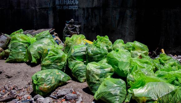 Arequipa: mediante jornada  ambiental recogieron más de 5 toneladas de basura del río Chili (Foto: Municipalidad de Arequipa)