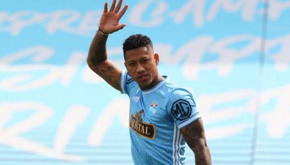 Ray Sandoval no continuará más en Sporting Cristal. (Foto: GEC)