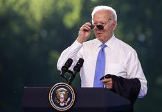La pregunta de una periodista de CNN que irritó a Biden al final de la cumbre