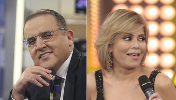 RÁTING: Beto Ortiz le ganó a Gisela con Corazón Serrano