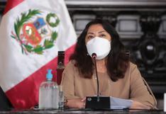 Gobierno brindó conferencia sobre las medidas aplicadas durante la pandemia