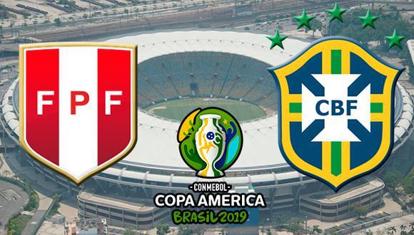 Perú vs. Brasil: conoce cuándo, cómo y dónde seguir la final de la Copa América 2019