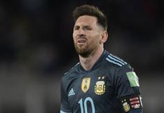 """""""Todos atrás, dejando pocos espacios"""": 'Leo' Messi y su mirada de la selección peruana"""