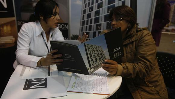 """""""Se cerrará el 2018 en niveles similares a los registrados en el 2014""""., según Javier Piqué. (Foto: GEC)"""