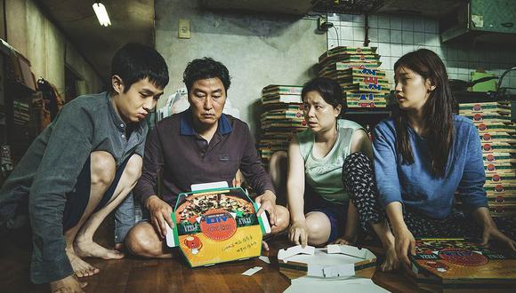 """""""Parasite"""", la más reciente película del coreano Bong Jong-hoo, ha sido nominada a seis categorías de los premios Óscar, entre ellas, Mejor Película."""