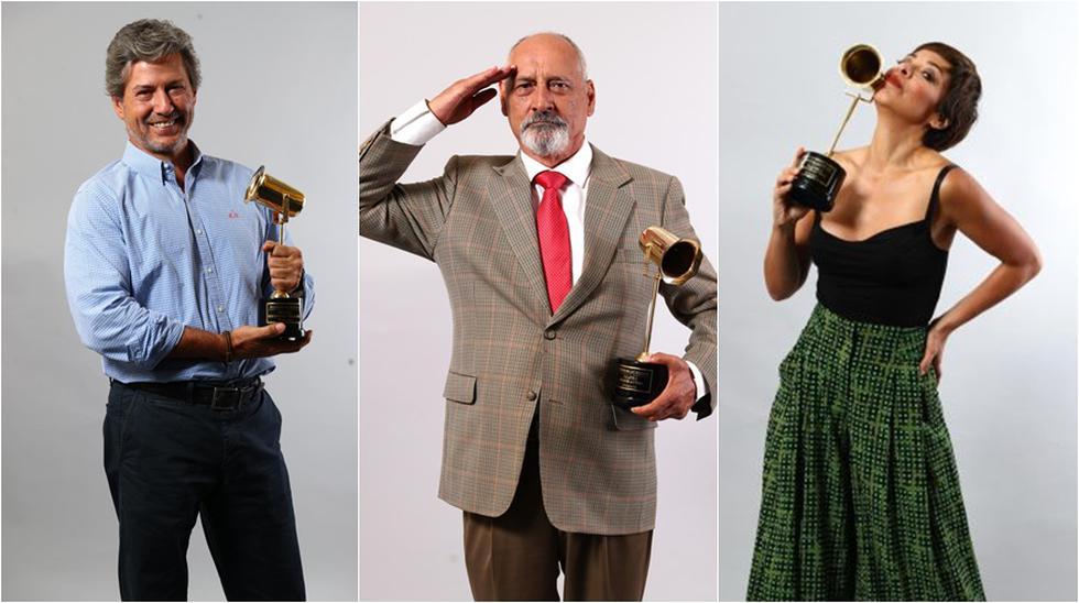 Premios Luces 2019: la lista completa de ganadores. (Fotos: El Comercio / Alessandro Currarino)