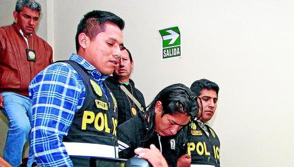 El violador cumplirá su condena en el establecimiento Penitenciario de Huancayo. (Foto: GEC)