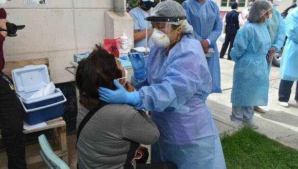 La cantidad de pacientes recuperados aumentó este lunes. (Foto: Minsa)