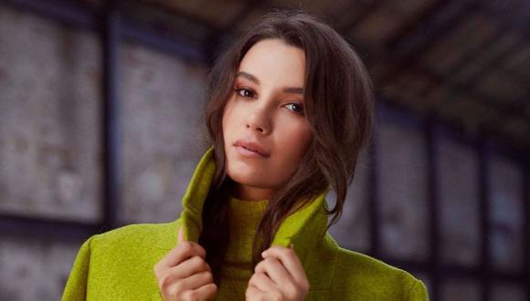 """Leyla Lydia Tuğutlu es una de las actrices del momento. Ella es Candan en """"Mi hija"""" (Foto: Leyla Lydia Tuğutlu /Instagram)"""
