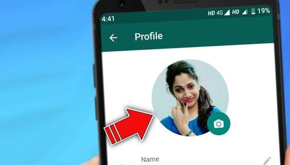 De esta manera podrás guardar una foto de perfil de una persona en WhatsApp. (Foto: WhatsApp)