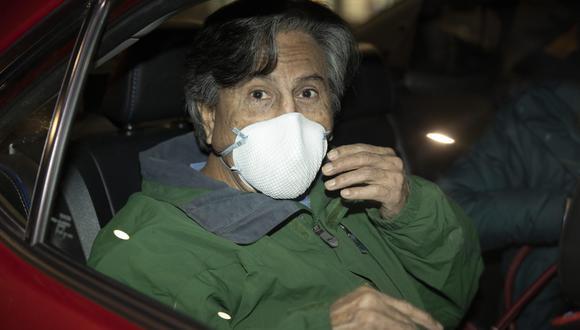 El expresidente Alejandro Toledo, se encuentra en Estados Unidos bajo arresto domiciliario a la espera de que se defina el pedido de extradición en su contra por el Caso Odebrecht. (Foto: Agencia EFE)
