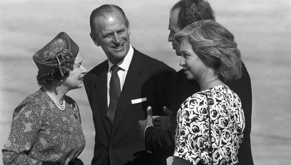 A lo largo de su vida, el príncipe Felipe realizó comentarios  que hoy serían considerados polémicos. (Foto: EFE/M.H. de León)