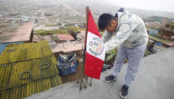 La Municipalidad del Callao señaló que el objetivo es promover la participación cívica de los vecinos e incentivar el respeto a los símbolos patrios. (GEC)