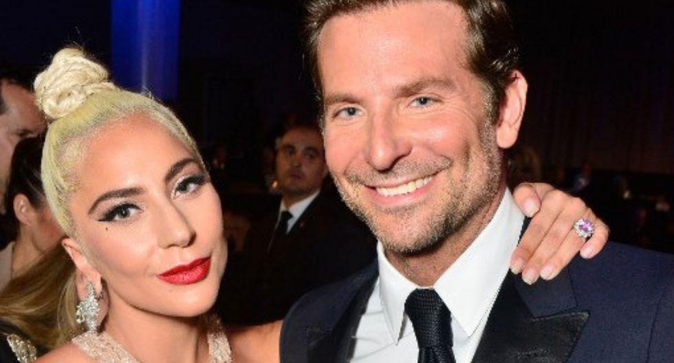 """Lady Gaga llora al agradecer a Bradley Cooper por dejarla """"ser Stefani otra vez"""" (Foto: AFP)"""