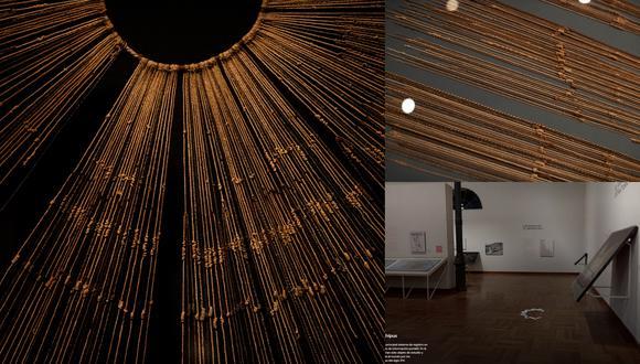"""Imágenes de la muestra """"Khipus"""", la gran exposición histórica del MALI. Se extenderá hasta el 15 de agosto de 2021. En su primera fase, abrirá solo sus salas de exhibición temporal tres días a la semana. (Fotos: César Campos para El Comercio/ Google)"""