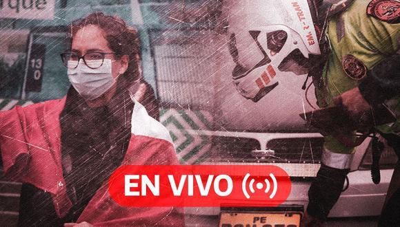 Coronavirus Perú EN VIVO | Últimas noticias, cifras oficiales del Minsa y datos sobre el avance de la pandemia en el país, HOY jueves 01 de octubre de 2020, día 200 del estado de emergencia por Covid-19. (Foto: Diseño El Comercio)