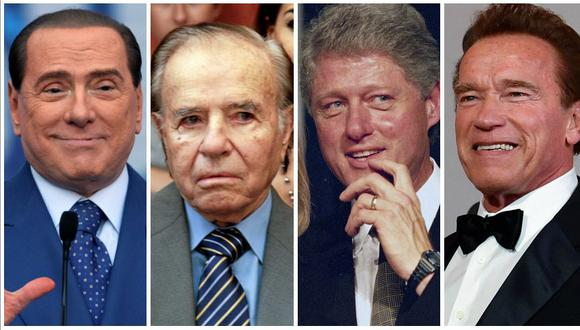 No importa el país ni la postura ideológica. Los escándalos de infidelidad han alcanzado a varios políticos en todo el mundo.  (Agencias)