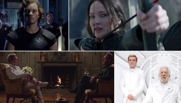"""""""Hunger Games"""": el nuevo filme en 8 avances imperdibles"""