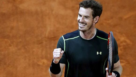 Murray ganó a Nishikori y jugará con Nadal en final de Madrid
