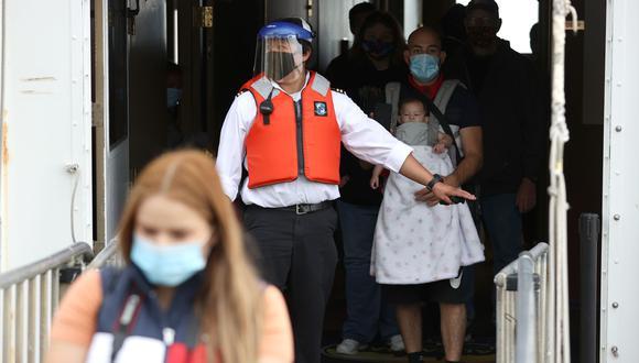 """""""La peste está presente de forma natural en muchas partes de California"""". (Foto: AFP)"""