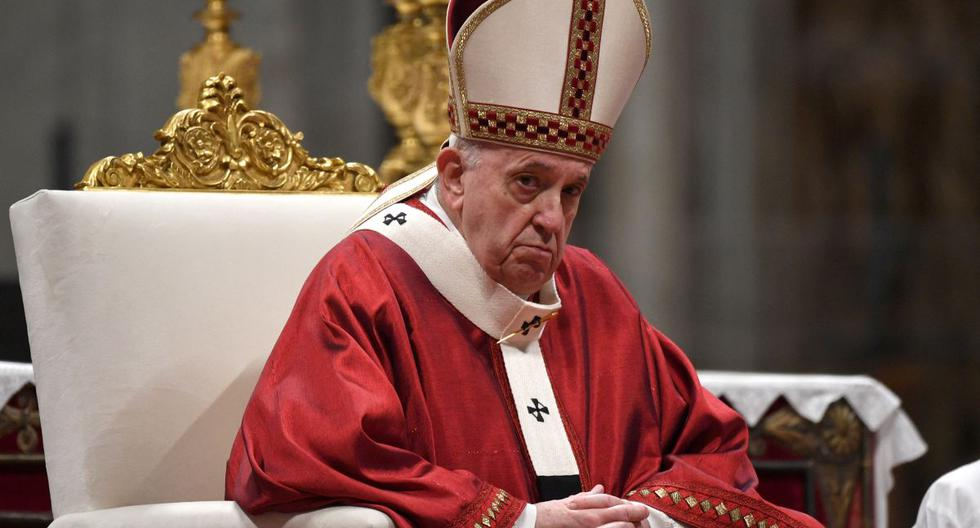 Pope Francis is hospitalized in Rome to be operated on for a colon problem
